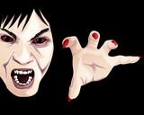 Fototapety vampire vector