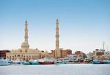 Moschee (Aldahaar, Ägypten, Hurghada) - 106884192