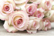 Obrazy na płótnie, fototapety, zdjęcia, fotoobrazy drukowane : Vintage Rose Bouquet
