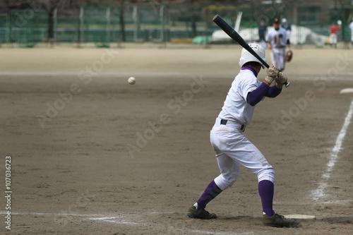 Poster 野球