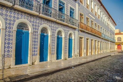 fototapeta na ścianę Centro Histórico de São Luiz (Maranhão)