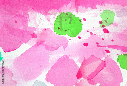 abstract watercolor background design - 107111721