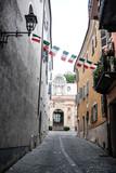 Mondovi. Italy. Piedmont.