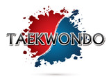 Taekwondo, Font , text graphic vector