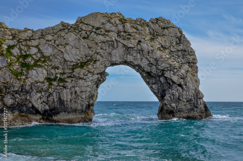 Poster Durdle Door arch