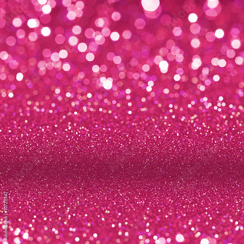 Billede Abstract red shining glittering background