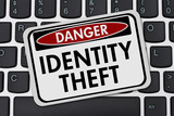 Identity Theft Danger Sign