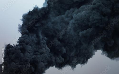 czarna-chmura-strasznej-eksplozji-na-niebie