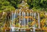 The Great Waterfall at the Royal Palace of Caserta