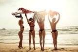 Fototapety  Beach bodies!