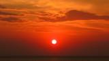 Sunrise - Adriatic sea