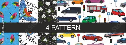 Pattern - set 4
