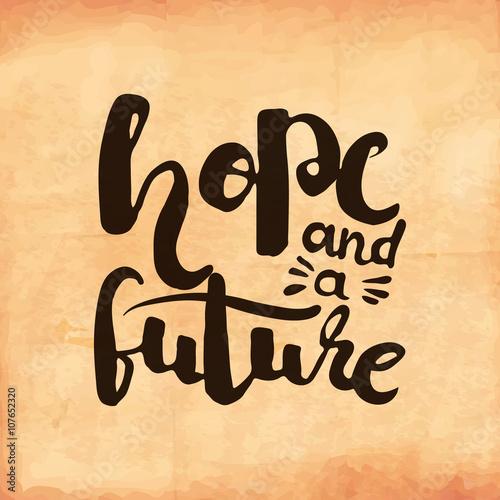 motywacyjny-retro-plakat-na-starym-zuzytym-papierze-o-nadziei-na-przyszlosc-wektor
