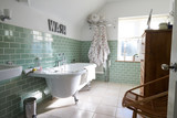 Fototapety Bathroom Of Contemporary Family Home