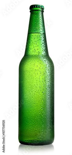 zielona-butelka-odizolowywajaca