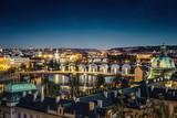 Prague at night - 107770164