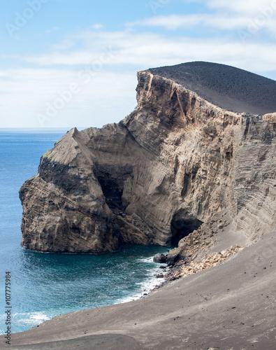 Poster Portugal, Azores, Pico island.