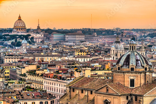 Fototapeta Rome, Italy.