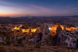 Night in Uchisar. - 107821574