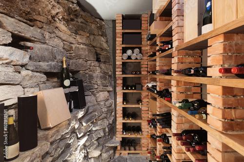 Wine cellar Poster