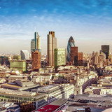 City of London panorama - 107893116