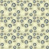Car service pattern seamless background