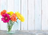 jarních květin