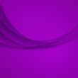 Purple vector Template Abstract background with curves lines and shadow. For flyer, brochure, booklet, websites design