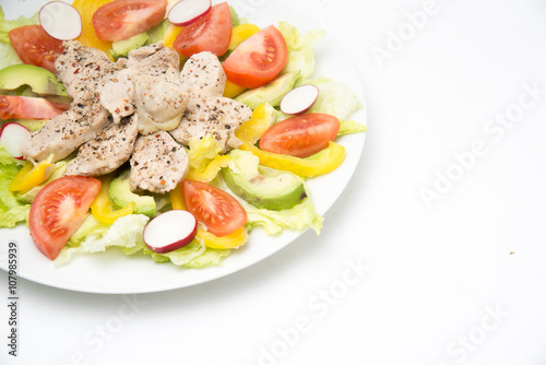 "chicken salad"" Imagens e fotos de stock Royalty Free no Fotolia.com ..."