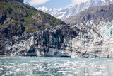 USA Alaska Margerie Glacier Bay National Park and Preserve