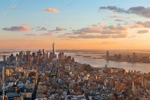 Poster Oceanië New York City