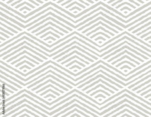 Plakat Wektor bez szwu geometryczny wzór. Powtarzanie geometryczny wzór tekstury. ilustracji wektorowych.