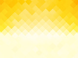 abstract tile yellow background - 108141338