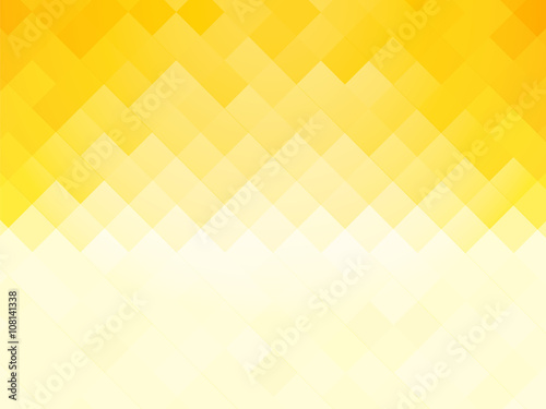 abstract tile yellow background © mimacz