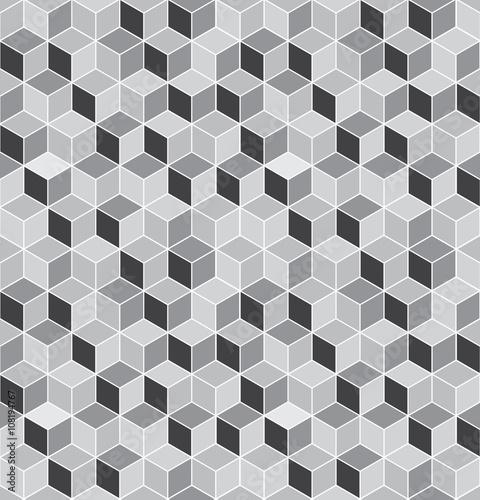 seamless pattern with blocks - 108194767