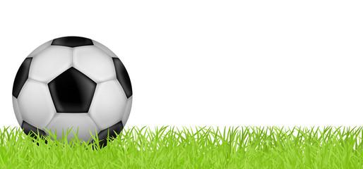 Fußball - Grüne Wiese