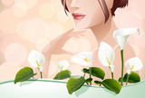 beauty / healthy beauty care