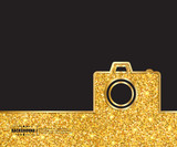 Gold vector background