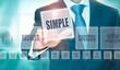 Business Simple Concept