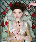Wonderland series - Queen of hearts