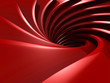 Red Tube Hole Tunnel Background