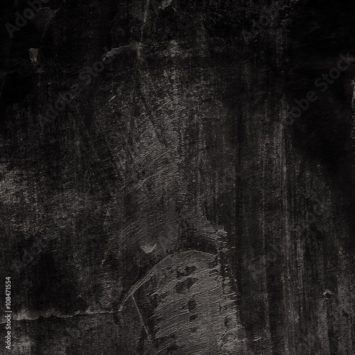 abstract brush stroke grunge old wall background - 108471554