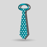 tie isolated design