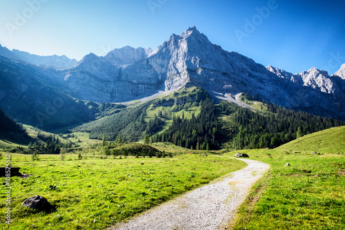 karwendel mountains - 108525512