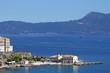 Obrazy na płótnie, fototapety, zdjęcia, fotoobrazy drukowane : summer vacation Corfu town Greece