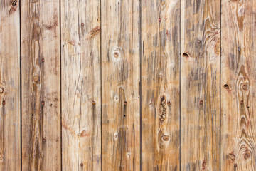 Brown wooden surface background.