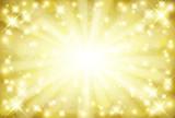 ゴールド 光 背景