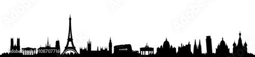 Skyline Europa