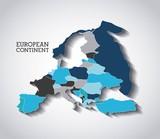 european  continent  design