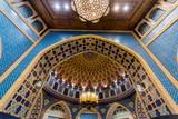 DUBAI, UAE-FEBRUARY 01: Interior of Ibn Battuta Mall store on Fe